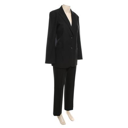 Jil Sander Elegante pak in zwart