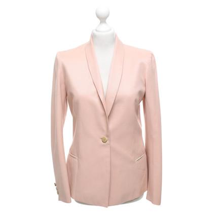 Maje Blazer in blush pink