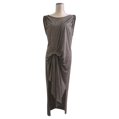 All Saints Long asymmetrical dress