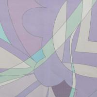Emilio Pucci Silk scarf patterns