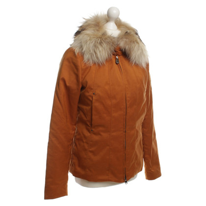 Peuterey Winterjacke in Orange