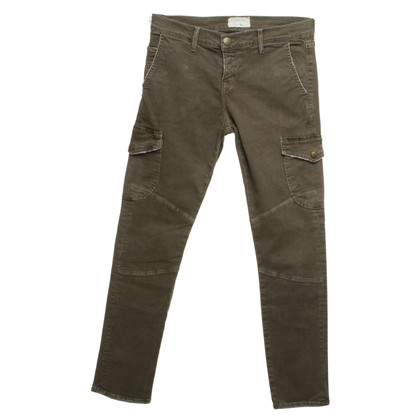 Current Elliott pantaloni cargo in oliva