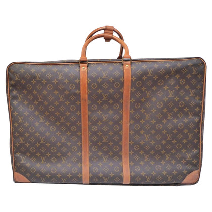 Louis Vuitton Koffer aus Monogram-Canvas