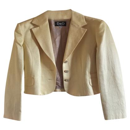 D&G short blazer