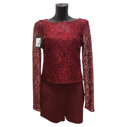 Patrizia Pepe Jumpsuit with top shirt