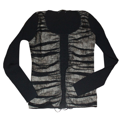 Bruno Manetti Sweater black