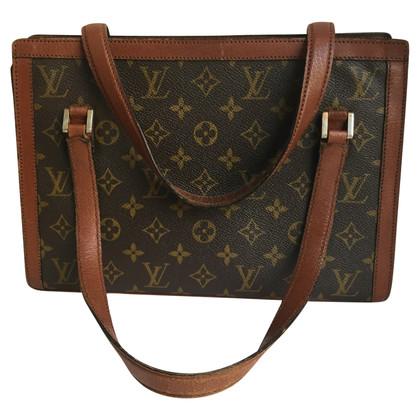 "Louis Vuitton ""Sac Danolo Monogram Canvas"""