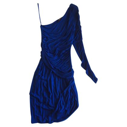 Roberto Cavalli One Shoulder Dress