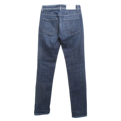 Acne Jeans in Blauw