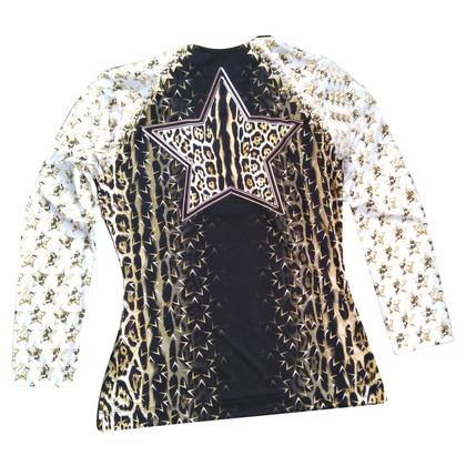 Just Cavalli Top met patroon