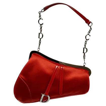 "Christian Dior ""Mini Saddle Bag"""