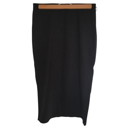 Alexander Wang Jerseyskirt black