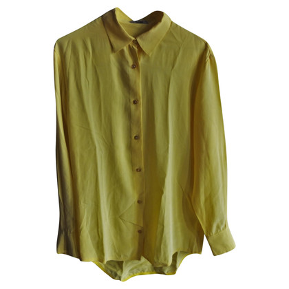 Acne silk blouse