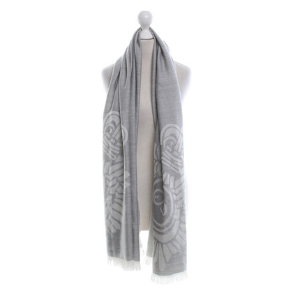 Escada Scarf in bicolour