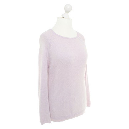 Allude Sweater in lilac