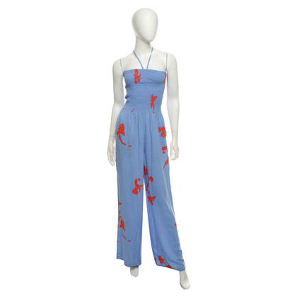 Tory Burch Jumpsuit in light blue