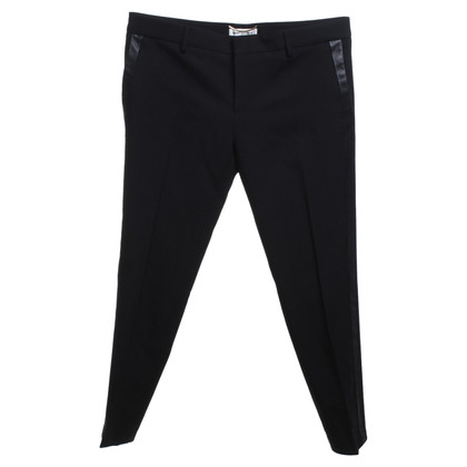 Saint Laurent trousers with gallon stripes