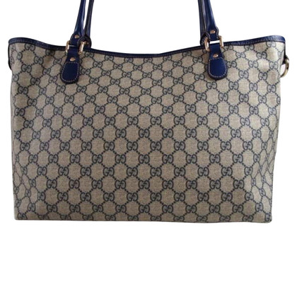 Gucci Shopper with Guccissima patterns