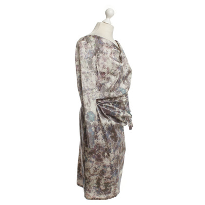Talbot Runhof Bedrucktes Kleid