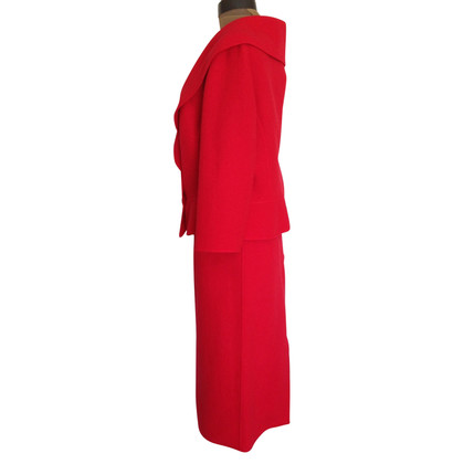 Céline Costume in red