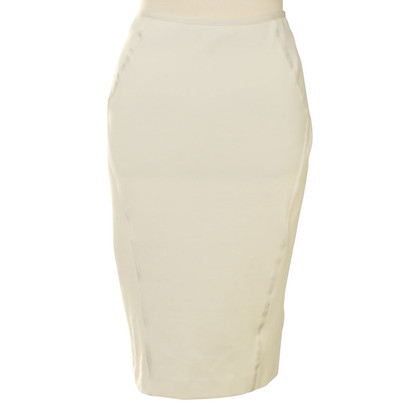 DKNY skirt in cream