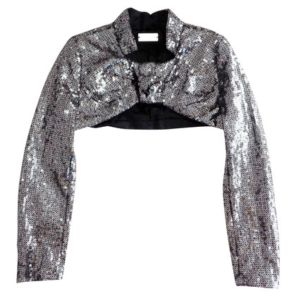Alexis Mabille Waistcoat with sequins