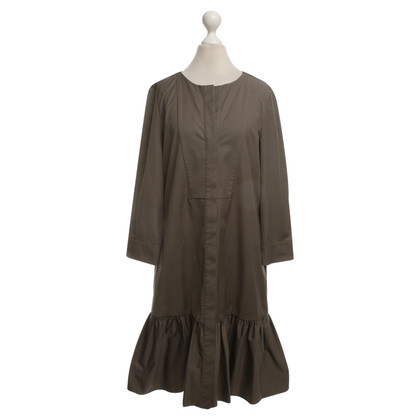 Dorothee Schumacher Dress in cool khaki