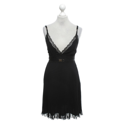 Ferre Black dress with lace