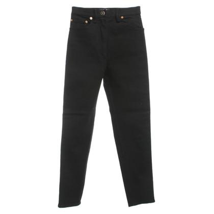Chanel Jeans nero