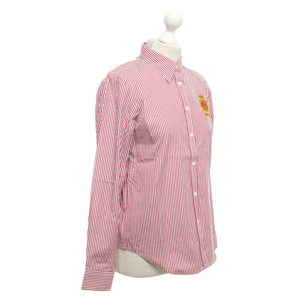 Ralph Lauren Shirt blouse with stripe pattern