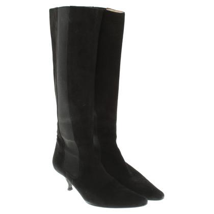 Unützer Boots gemaakt van suède