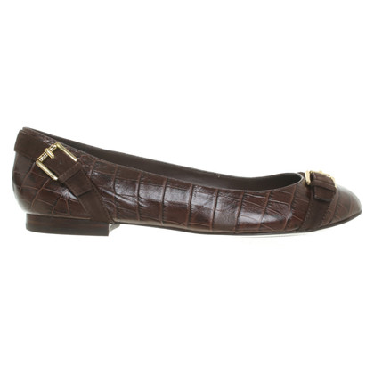 Ralph Lauren Leather ballet flats