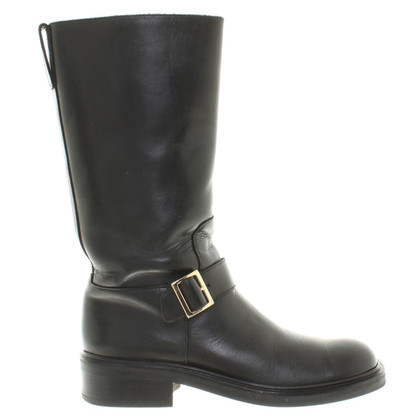 Gucci Biker boots in black
