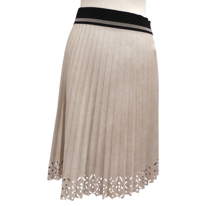 Other Designer D. Exterior - pleated skirt