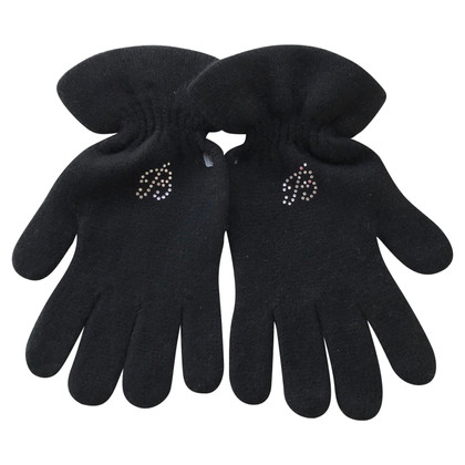 Blumarine cashmere handschoenen