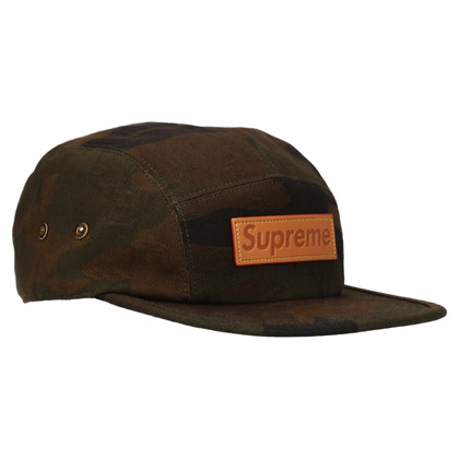 Louis Vuitton Louis Vuitton x Supreme - Camouflage-Cap