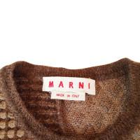 Marni Cardigan in mohair mix