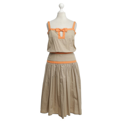 Valentino Pinafore dress with bow