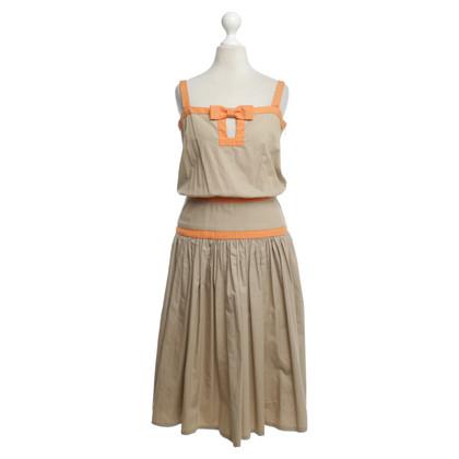 Valentino Trägerkleid mit Schleife