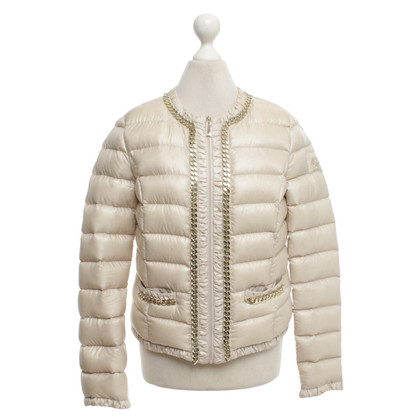 Elisabetta Franchi Jacket in cream