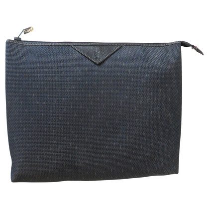 Yves Saint Laurent clutch with pattern