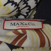 Max & Co Blusa in seta