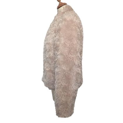 Stella McCartney Web fur jacket
