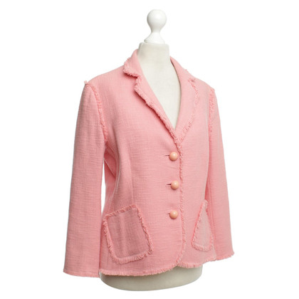 Moschino Cheap and Chic Blazer in pink