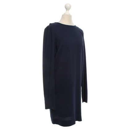 Balenciaga Silk dress in blue