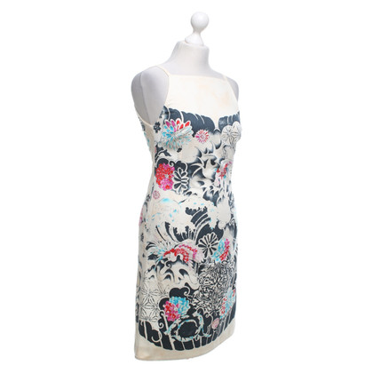 Versace Dress with a floral pattern