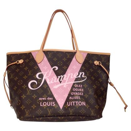 "Louis Vuitton ""Neverfull Kampen Monogram Canvas"""