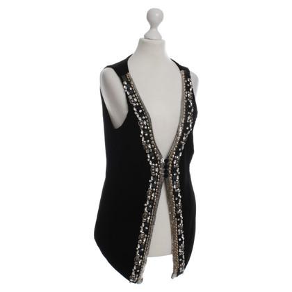 Other Designer Amor & psyche - velvet vest
