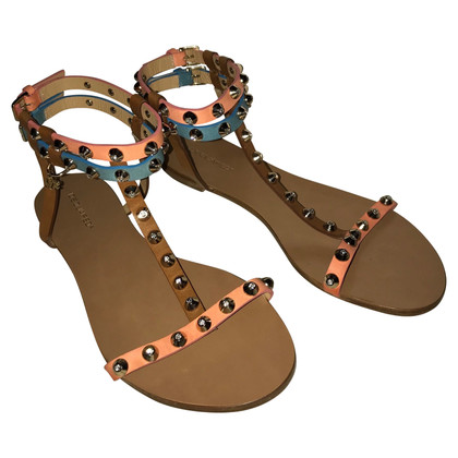 Dsquared2 Sandalen met klinknagels