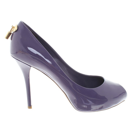 Louis Vuitton Pumps in Violett